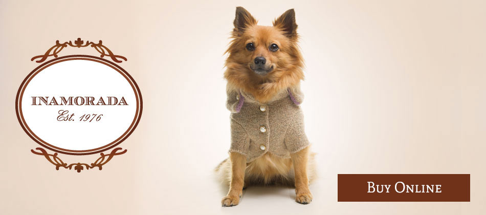 Luxury Pet S Clothes Inamorada Italy Stylish Clothing For